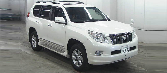 Toyota Land Cruiser Prado 5d 4wd Tx Minatomachi International
